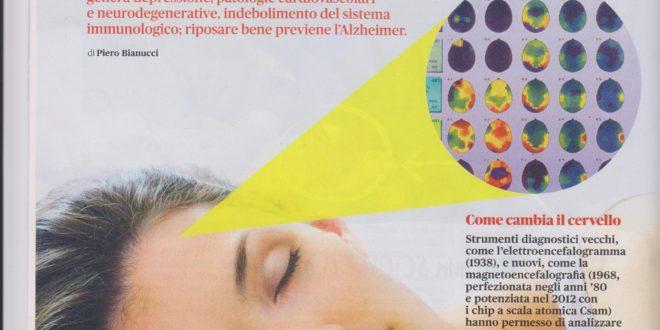 Il sonno è davvero una medicina