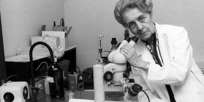 Rita Levi-Montalcini and her major contribution to neurobiology