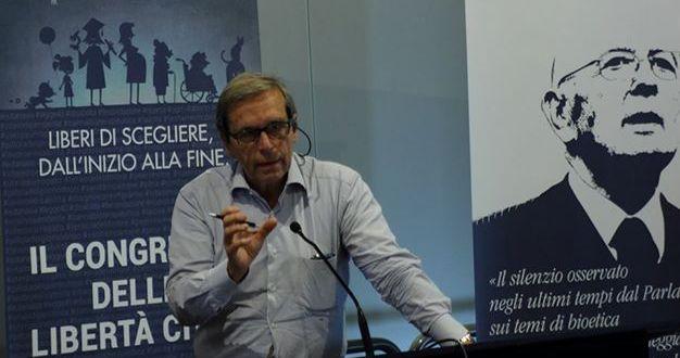 Intervento del prof Strata all'XI Congresso dell'Associazione Luca Coscioni